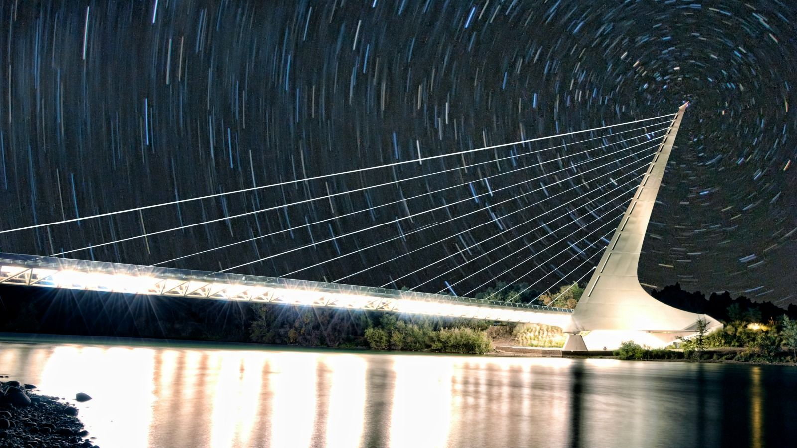 Sheraton Redding Hotel at the Sundial Bridge - Sundial Bridge