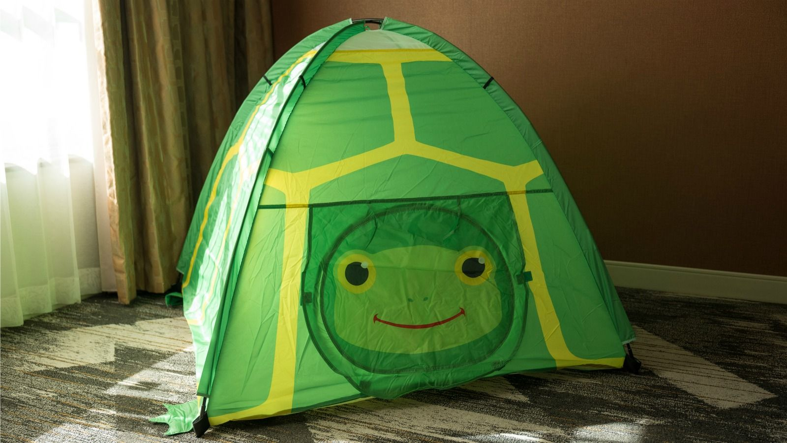 Experience Wildlife - Sheraton Redding Turtle Tents