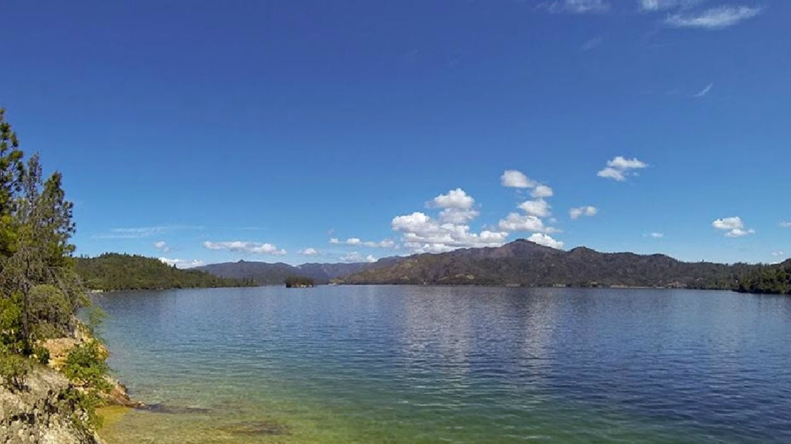 Things to Do in Redding - Whiskeytown Lake and Water Falls
